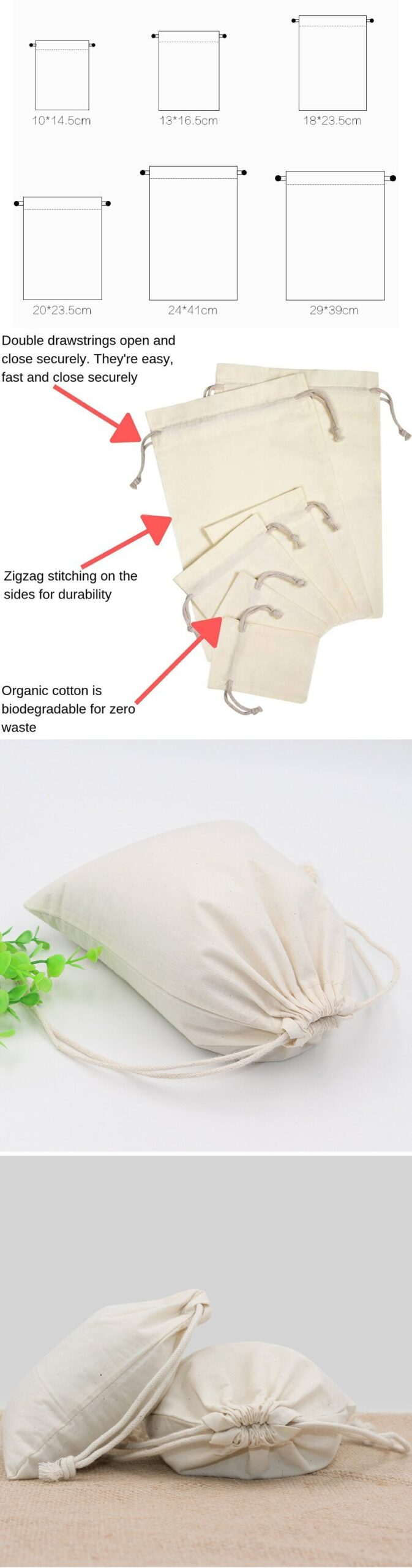 Grocery Store Bag - Eco friendly