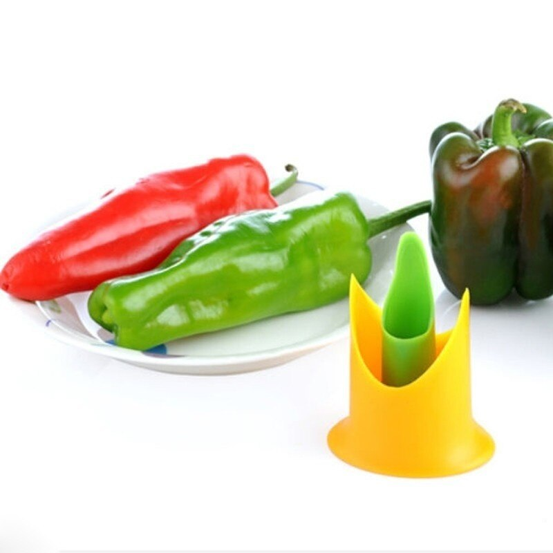 Creative Pepper seeds remover
