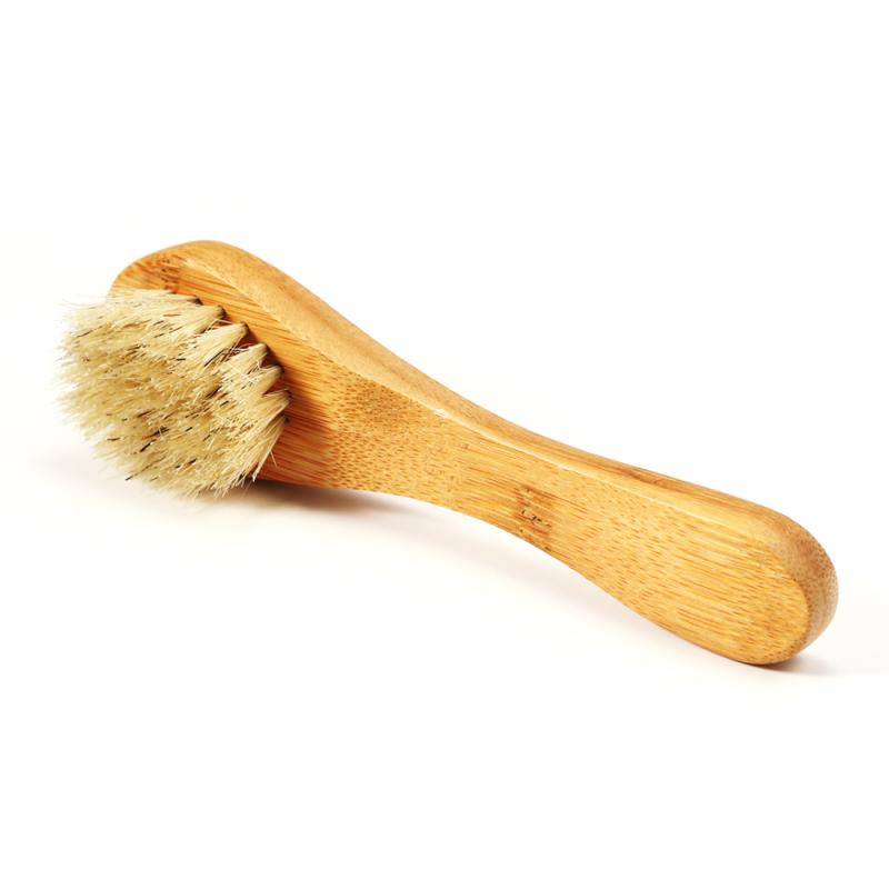 Bamboo Face Cleansing Brush